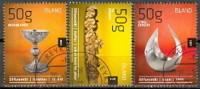 IJSLAND 2012 Kunst-Zilversmeden Serie GB - Gebraucht
