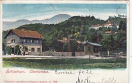 ROTHENTHURN (Carinthie): Oberkärnten - Gare - Other