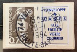 1994 Y Et T  6a  O   Cachet Rond - KlebeBriefmarken