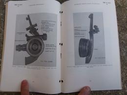 Livre TM Technical Manual US Quadrant Sights M1917 1917A1 M1918 M1918A1 1941 - 1939-45