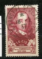FRANCE - LE CID - N° Yvert 335 Obli. - Used Stamps