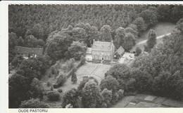 Oostham :  Luchtopname Oude Pastorij - Ham