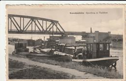Kwaadmechelen : Spoorbrug En Tankboot  --- 1960 - Ham