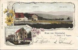 CPA GRUSS Vom SCHWEITZEHOF B.Zabern - Zonder Classificatie