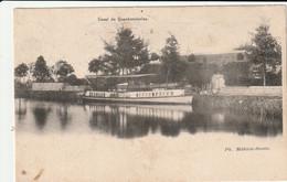 Quaedmechelen / Kwaadmechelen : Canal / Kanaal Met Boot - Ham