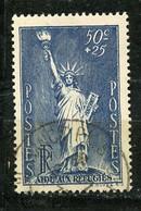 FRANCE -  REFUGIERS POLITIQUES - N° Yvert 352 Obli. - Gebraucht