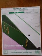 Yvert & Tellier Jeu France FO 2015 (1er Semestre) (Lot MAJ 8) - Vordruckblätter