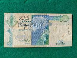 Seychelles 10 Rupees - Seychelles