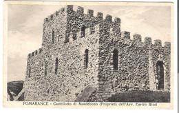 Pomarance, Castellotto Di Montebono  Von 1925 (4711) - Otras Ciudades