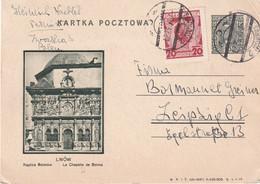 POLOGNE 1932     ENTIER POSTAL/GANZSACHE/POSTAL STATIONARY CARTE ILLUSTREE DE TARNOW - Ganzsachen