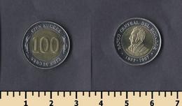 Ecuador 100 Sucre 1997 - Ecuador