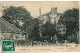 ACCOLAY - Château De Berthereau - Andere Gemeenten