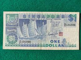 Singapore 2 Dollar 1987 - Singapore