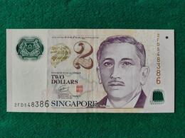 Singapore 2 Dollars 2010 - Singapore