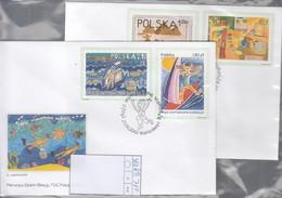 Polen Michel Cat.No. FDC 4056/4059 - FDC