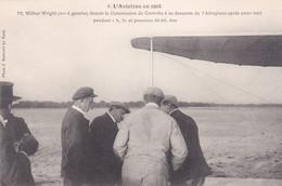 L'Aviation En 1908 - M. Wilbur WRIGHT écoute La Commission De Contrôle... - ....-1914: Precursores