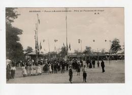 02 SOISSONS, Fête Du Faubourg Saint VAAST. ( VOIR SCAN ). - Soissons
