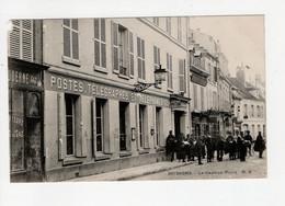 02 SOISSONS, La Grande Poste. ( VOIR SCAN ). - Soissons