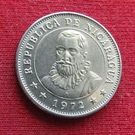 Nicaragua  10 Centavos 1972 - Nicaragua