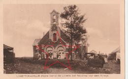Ansichtskarte Frankreich 62 Pas De Calais Lens Lorettokppelle Notre Dame De Lorette Bei Souchez Vor Dem Krieg 1916 - Lens