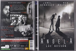 Jamel Debbouze - Rie Rasmussen - Angela - Luc Besson - Fantascienza E Fanstasy