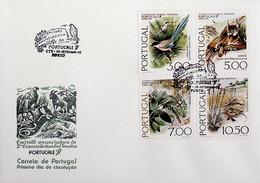 1976 Portugal FDC Portucale 77 - FDC