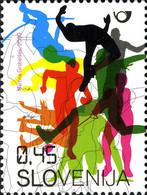 Slovenie Slovenija 0662 Championnats Du Monde Athlétisme - Athletics