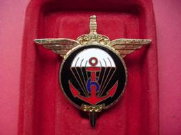 6° Bataillon  Colonial De Commandos Parachutistes  ( Anciens Du 6 ème ) - Hueste