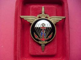 6° Régiment De Parachutistes D'Infanterie De Marine  ( DRAGO  En émail ) ) - Hueste