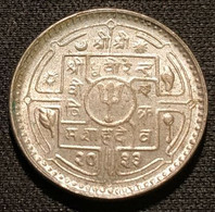 NEPAL - 25 PAISA 1976 - ( 2033 ) - Birendra Bir Bikram - KM 815 - Nepal