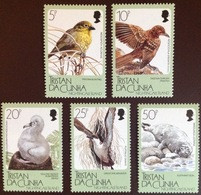 Tristan Da Cunha 1988 Nightingale Island Seals Birds MNH - Unclassified