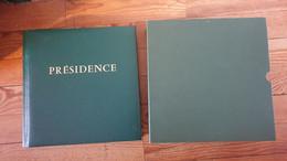 Album Céres Présidence France, 1963-1976 - Colecciones (en álbumes)