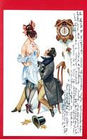 HEROUARD - Au Temps De Mimi Pinson - The Happy Hour - 2710 - Altre Illustrazioni