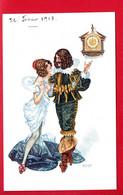 HEROUARD - Au Temps De Marion Delorme - The Happy Hour - 2707 - Altre Illustrazioni