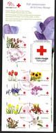 France 2013 Carnet - Yvert Nr. 2058 Ou BC 989 (989/998) - Michel Nr. MH 5842/5851 - Oblitéré 1er Jour - Cruz Roja