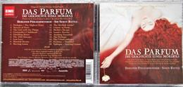 """CD """"Das Parfum / Die Geschichte Eines Mörders""""  -  Original Soundtrack (Berliner Philharmoniker Mit Simon Rattle) - Musica Di Film"""