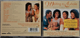 "CD ""Waiting To Exhale""  -  Original Soundtrack Album (mit Whitney Houston, TLC, Toni Braxton U. A.) - Musica Di Film"