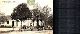 SAINT-ARMEL - La Mairie Et L'ecole De Filles - Sonstige Gemeinden