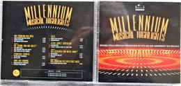 """CD """"Millennium Musical Highlights""""  -  Original Stella -Künstler Präsentieren Hits Aus Musicals - Musicals"""