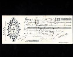 GRAY  (Haute Saône) - Lettre De Change Illustrée 1935 - LAITERIE De CORNEUX - Wechsel