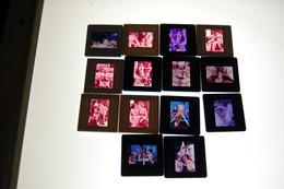 Lot De Diapositive Erotique Annee 60 70 - Diapositives (slides)