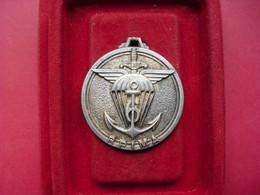 6° Rég. Para. D'Inf. De Marine  /  Porte-Clef  ( Sans Chaine ) - Hueste