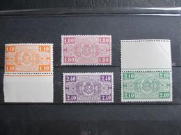 TR 147, 149, 151, 152 - MNH**- Kwot € 41.75 - 1923-1941