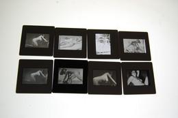 Lot De Diapositive Erotique Annee 60 70 - Diapositivas