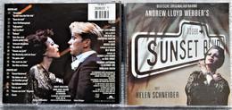 """CD """"Sunset Boulevard""""  -  Deutsche Originalaufnahme Mit Helen Schneider - Musicals"""