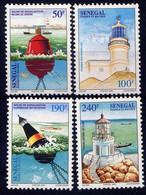 SÉNÉGAL - 1334/1337** - PHARES ET BALISES - Sénégal (1960-...)