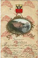 UKRAINE  -   TRES RARE  :  Souvenir D'Odessa -  La Petite Fontaine, Le Buffet - Ukraine