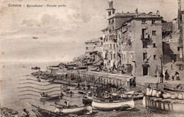 GENOVA - BOCCADASSE - PICCOLO PORTO - VIAGGIATA - Genova (Genoa)