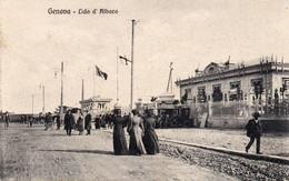 GENOVA - LIDO D' ALBARO - VIAGGIATA - Genova (Genoa)