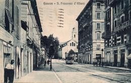 GENOVA - SAN FRANCESCO  D' ALBARO - VIAGGIATA - Genova (Genoa)